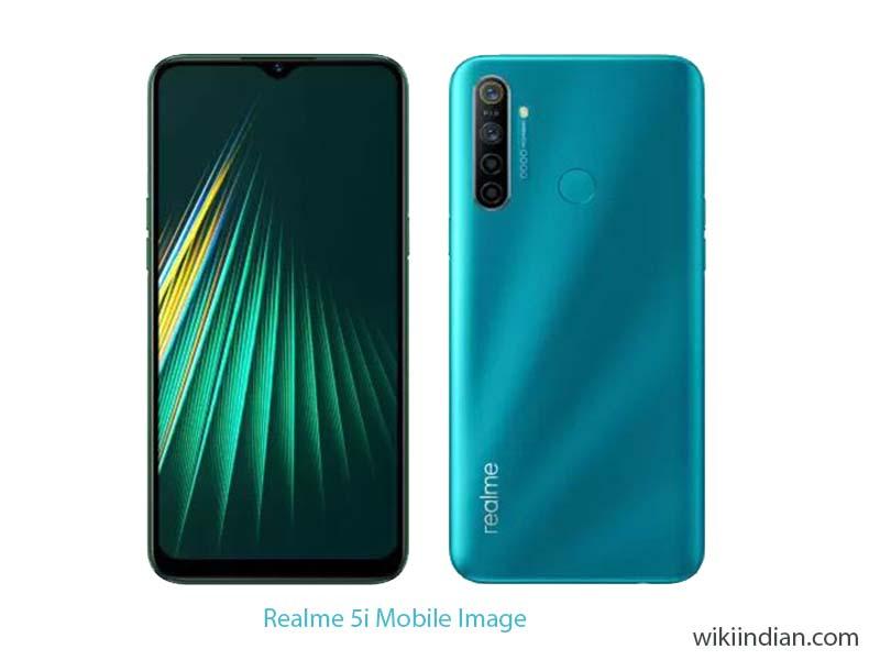 Realme 5i Mobile Image