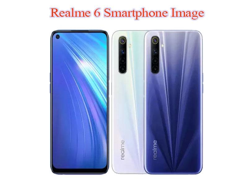 realme 6 mobile image color camera