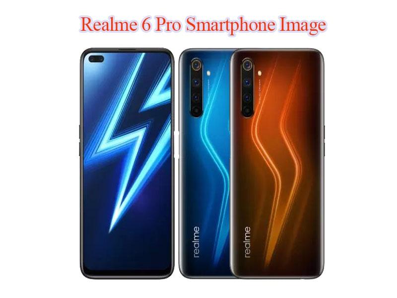Realme 6 Pro Mobile Image