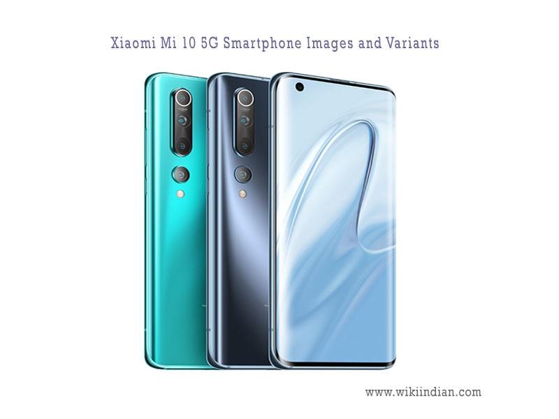 Xiaomi mi 10 5G Images