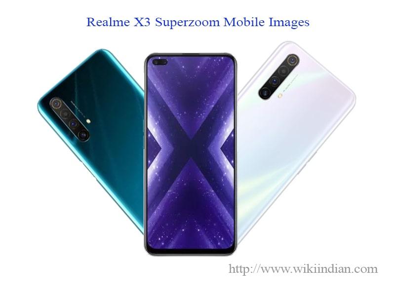 realme x3 Superzoom 4G mobile