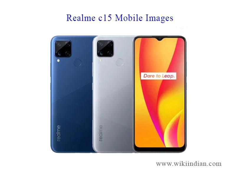 Realme c15 images