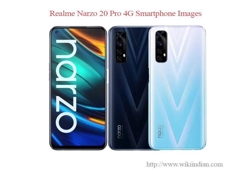 realme narzo 20 Pro mobile image