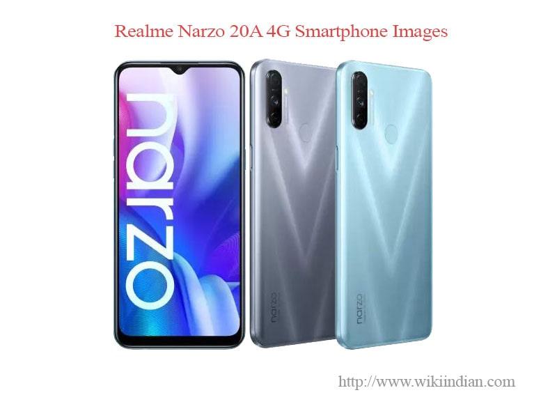 realme narzo 20a mobile